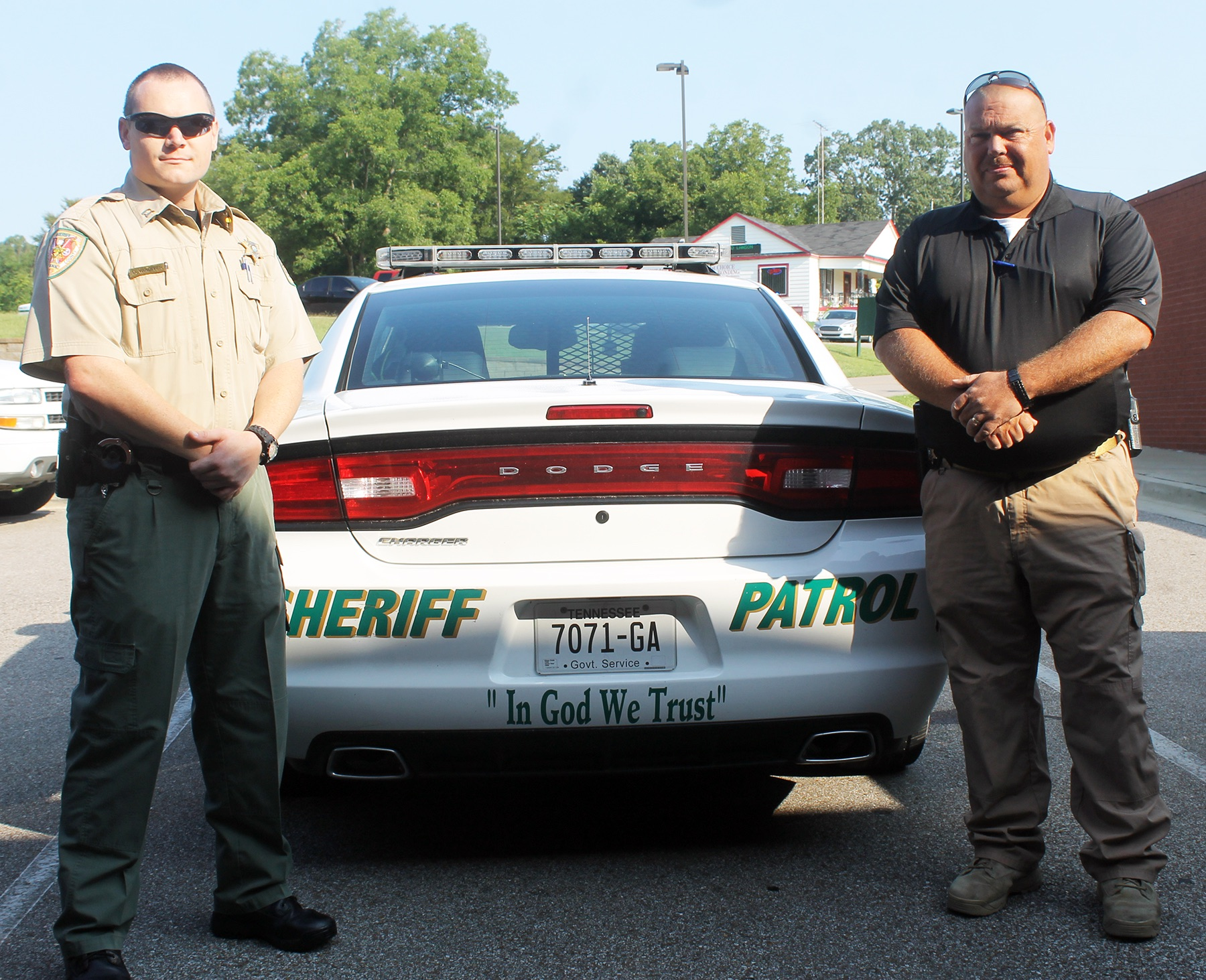 Hardeman County Sheriff's Office – Making Hardeman County a Safer