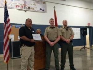Sheriff Patriotic Employer